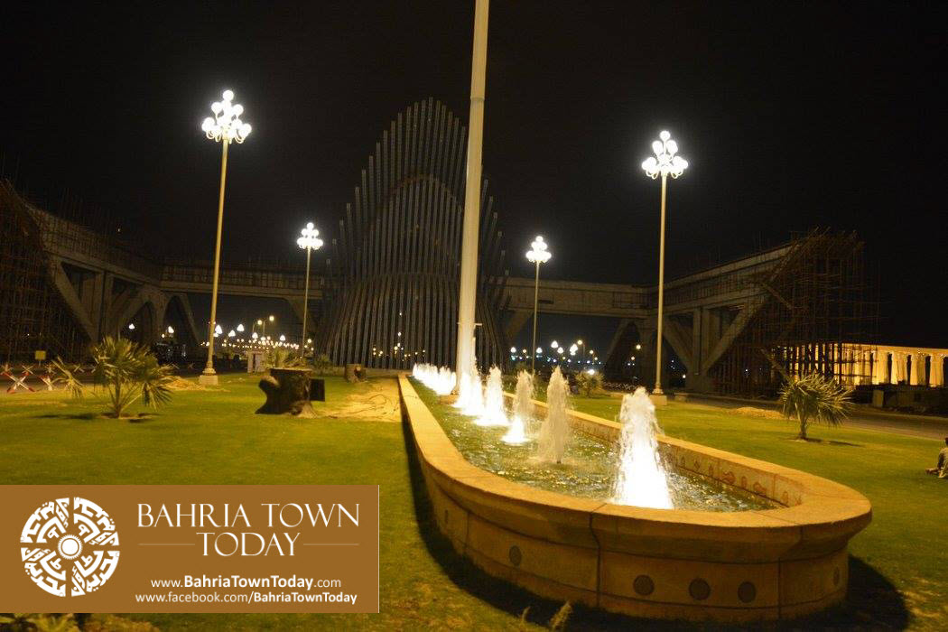 Bahria Town Karachi Latest Progress Update – September 2015 (14)