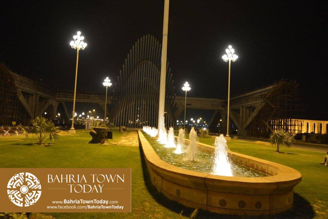 Bahria Town Karachi Latest Progress Update – September 2015 (14)