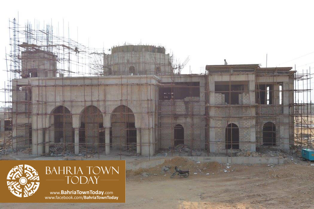 Bahria Town Karachi Latest Progress Update – September 2015 (15)