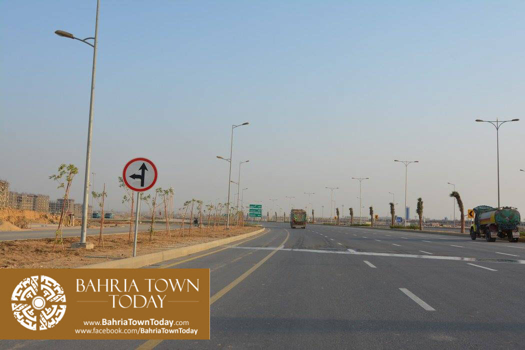Bahria Town Karachi Latest Progress Update – September 2015 (16)