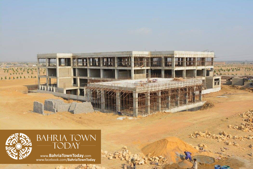 Bahria Town Karachi Latest Progress Update – September 2015 (17)