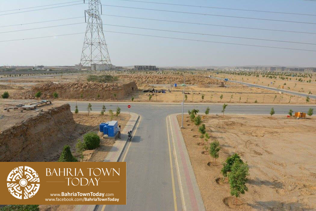 Bahria Town Karachi Latest Progress Update – September 2015 (18)