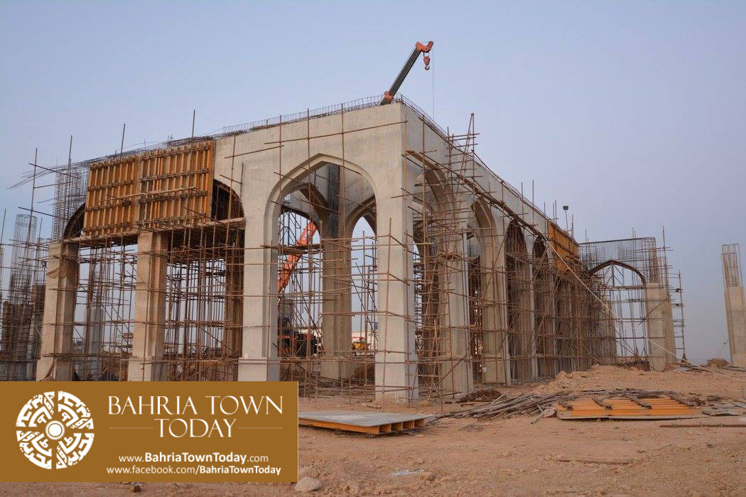 Bahria Town Karachi Latest Progress Update – September 2015 (20)