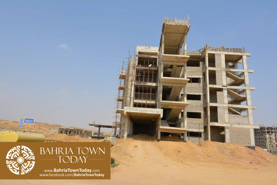 Bahria Town Karachi Latest Progress Update – September 2015 (21)