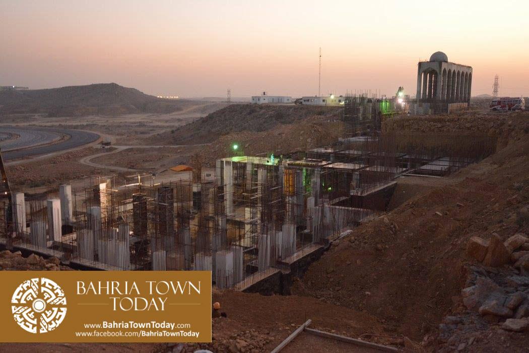 Bahria Town Karachi Latest Progress Update – September 2015 (22)