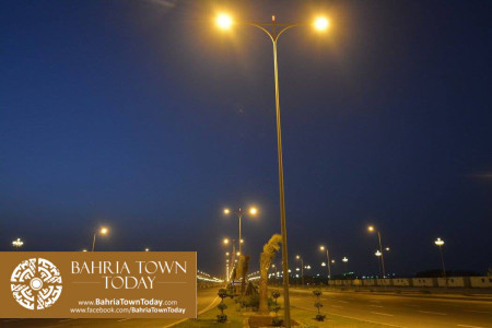 Bahria Town Karachi Latest Progress Update - September 2015 (23)