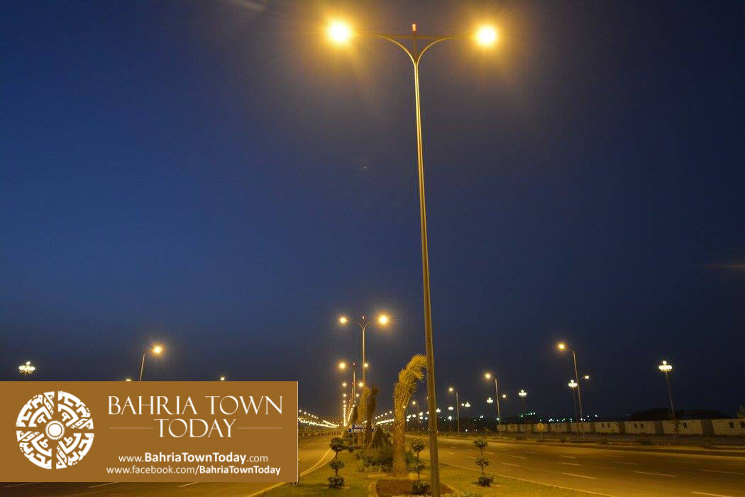 Bahria Town Karachi Latest Progress Update – September 2015 (23)