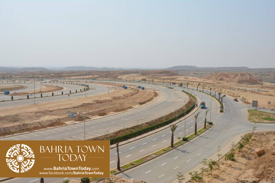 Bahria Town Karachi Latest Progress Update – September 2015 (24)