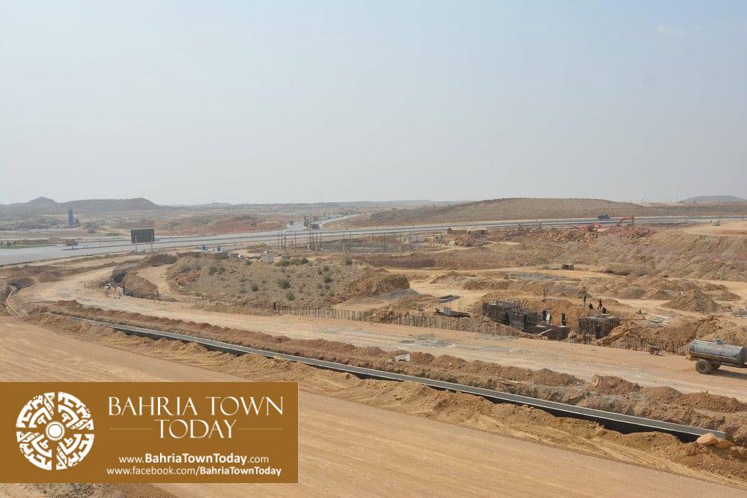 Bahria Town Karachi Latest Progress Update – September 2015 (25)