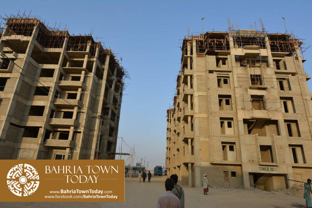 Bahria Town Karachi Latest Progress Update – September 2015 (26)
