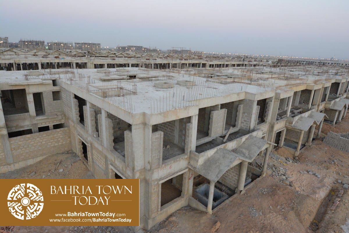 Bahria Town Karachi Latest Progress Update – September 2015 (3)