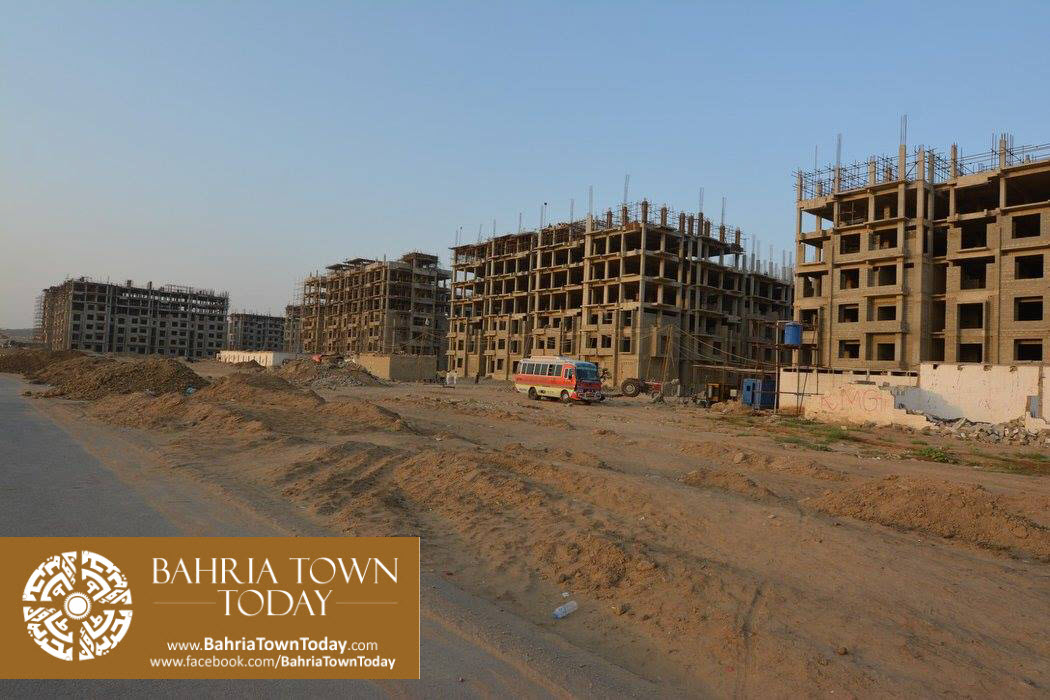 Bahria Town Karachi Latest Progress Update – September 2015 (31)