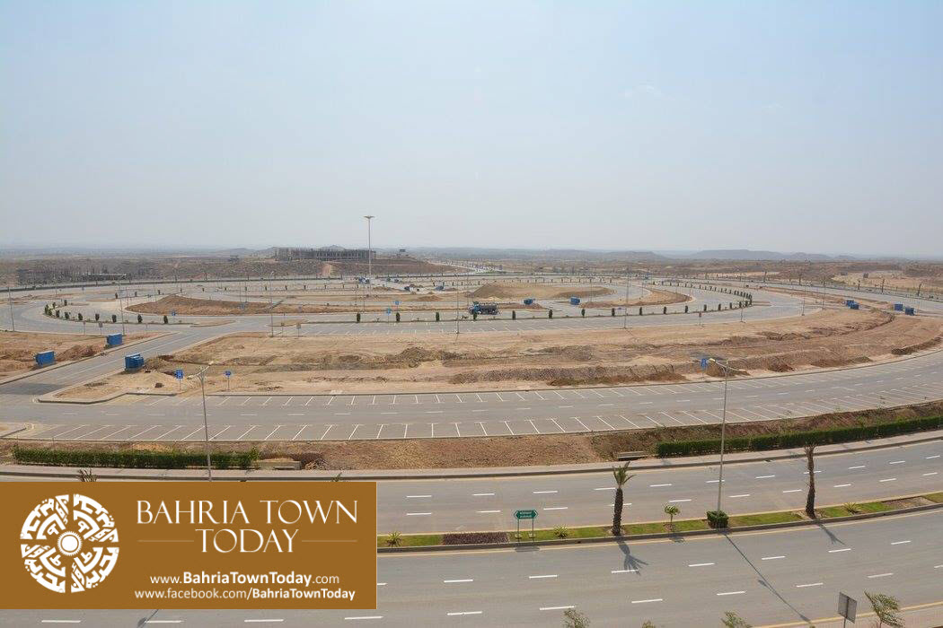 Bahria Town Karachi Latest Progress Update – September 2015 (33)