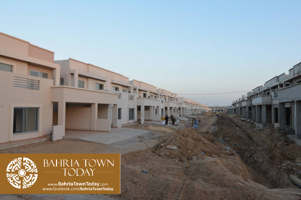 Bahria Town Karachi Latest Progress Update – September 2015 (34)