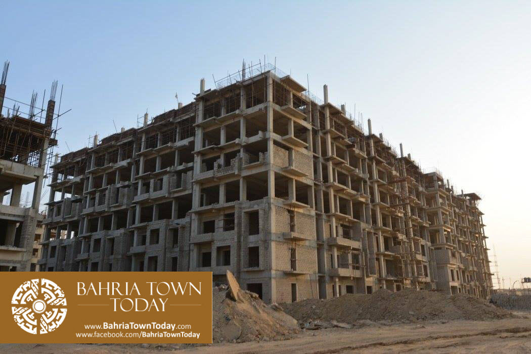 Bahria Town Karachi Latest Progress Update – September 2015 (35)