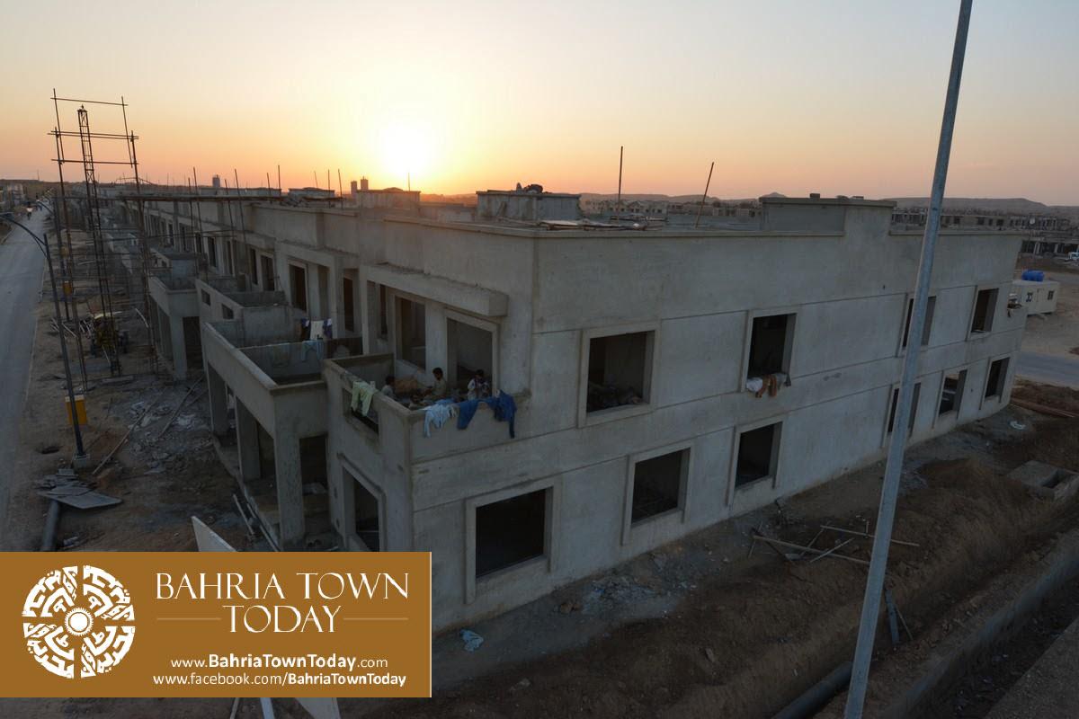 Bahria Town Karachi Latest Progress Update – September 2015 (36)