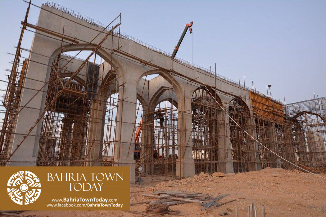 Bahria Town Karachi Latest Progress Update – September 2015 (37)
