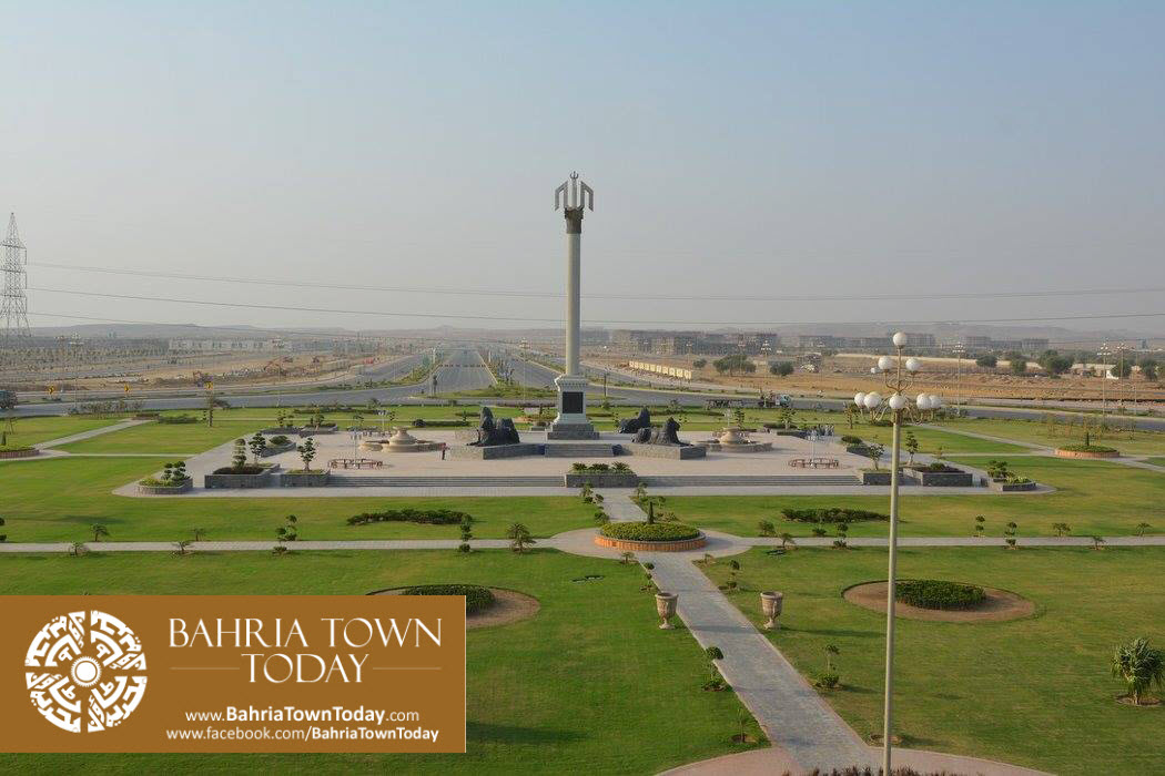 Bahria Town Karachi Latest Progress Update – September 2015 (39)