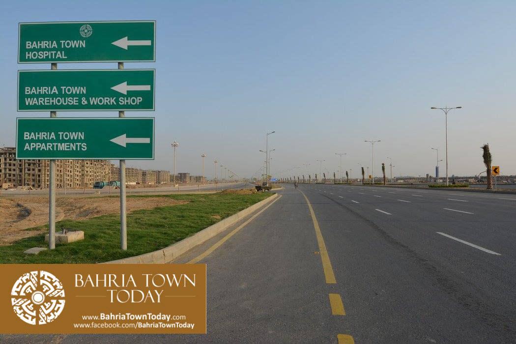 Bahria Town Karachi Latest Progress Update – September 2015 (4)