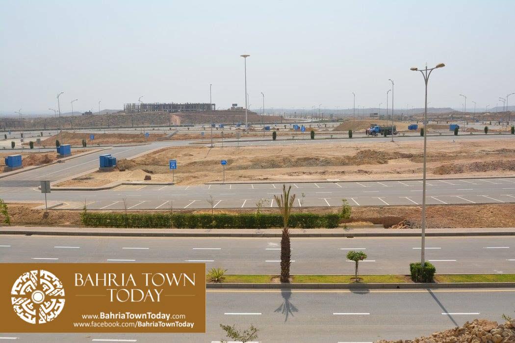 Bahria Town Karachi Latest Progress Update – September 2015 (40)