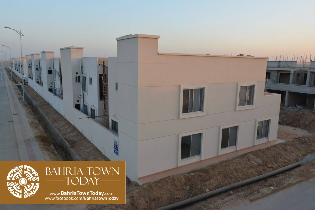 Bahria Town Karachi Latest Progress Update – September 2015 (41)