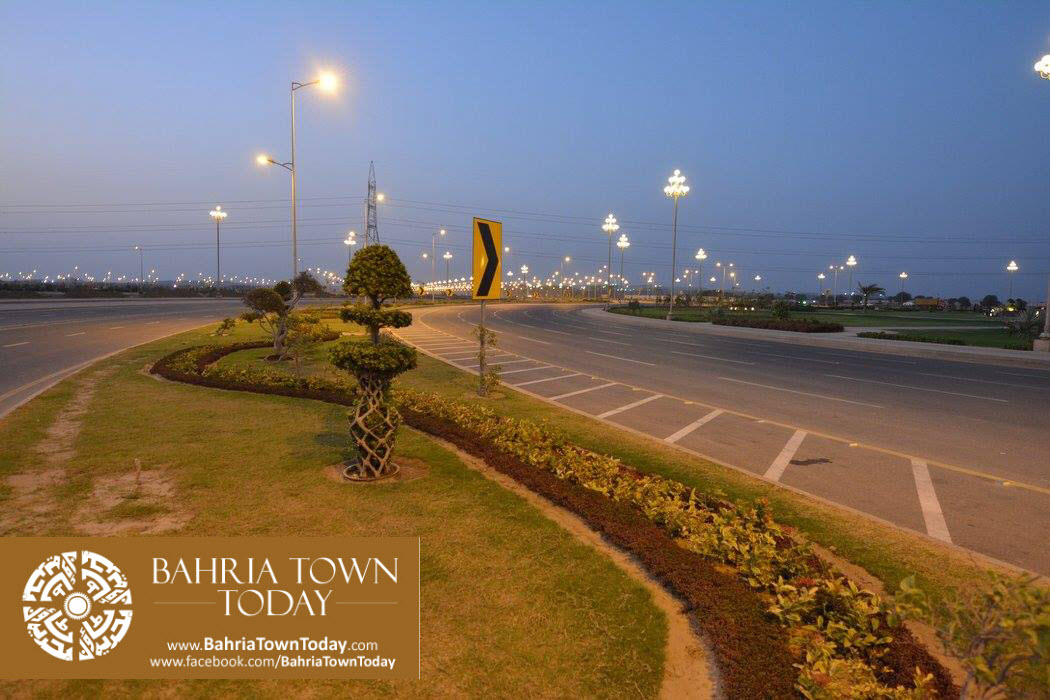 Bahria Town Karachi Latest Progress Update – September 2015 (42)