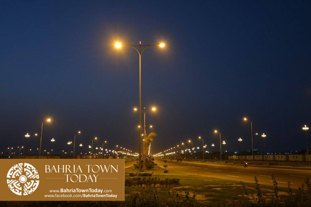 Bahria Town Karachi Latest Progress Update – September 2015 (43)