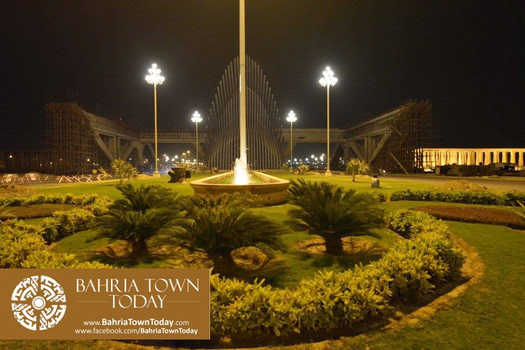 Bahria Town Karachi Latest Progress Update – September 2015 (44)