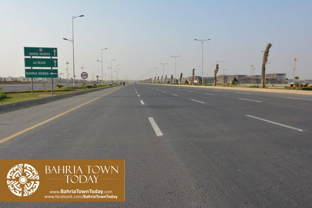 Bahria Town Karachi Latest Progress Update – September 2015 (47)