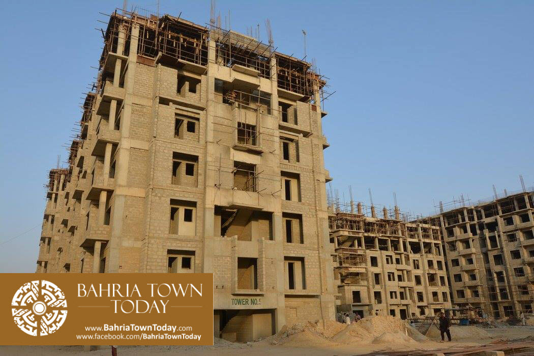 Bahria Town Karachi Latest Progress Update – September 2015 (48)