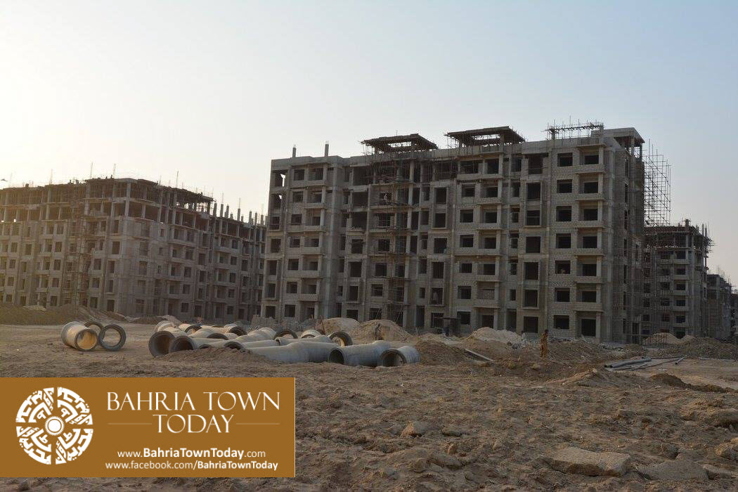 Bahria Town Karachi Latest Progress Update – September 2015 (49)