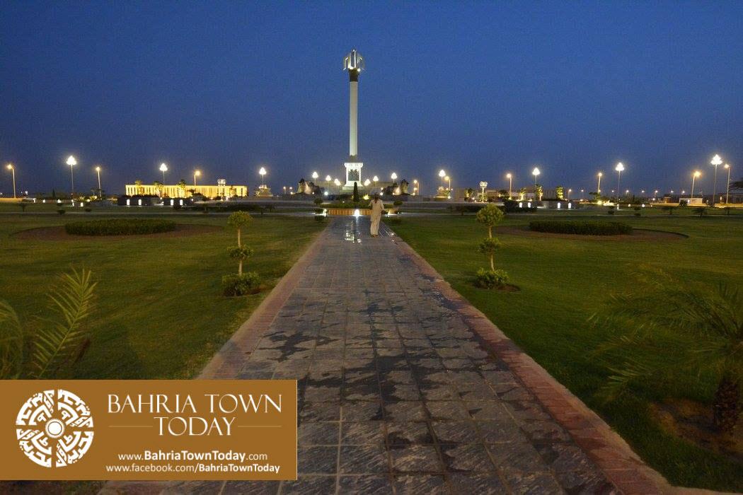 Bahria Town Karachi Latest Progress Update – September 2015 (5)