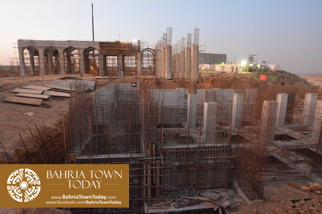 Bahria Town Karachi Latest Progress Update – September 2015 (50)