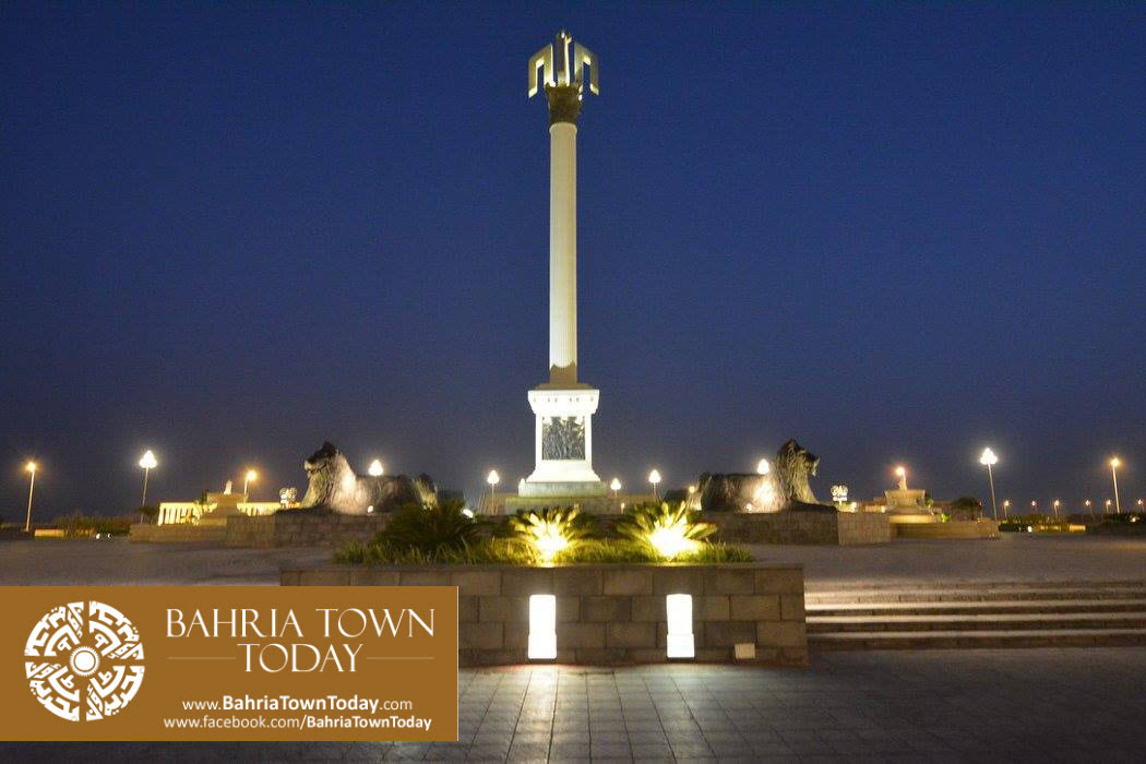 Bahria Town Karachi Latest Progress Update – September 2015 (51)
