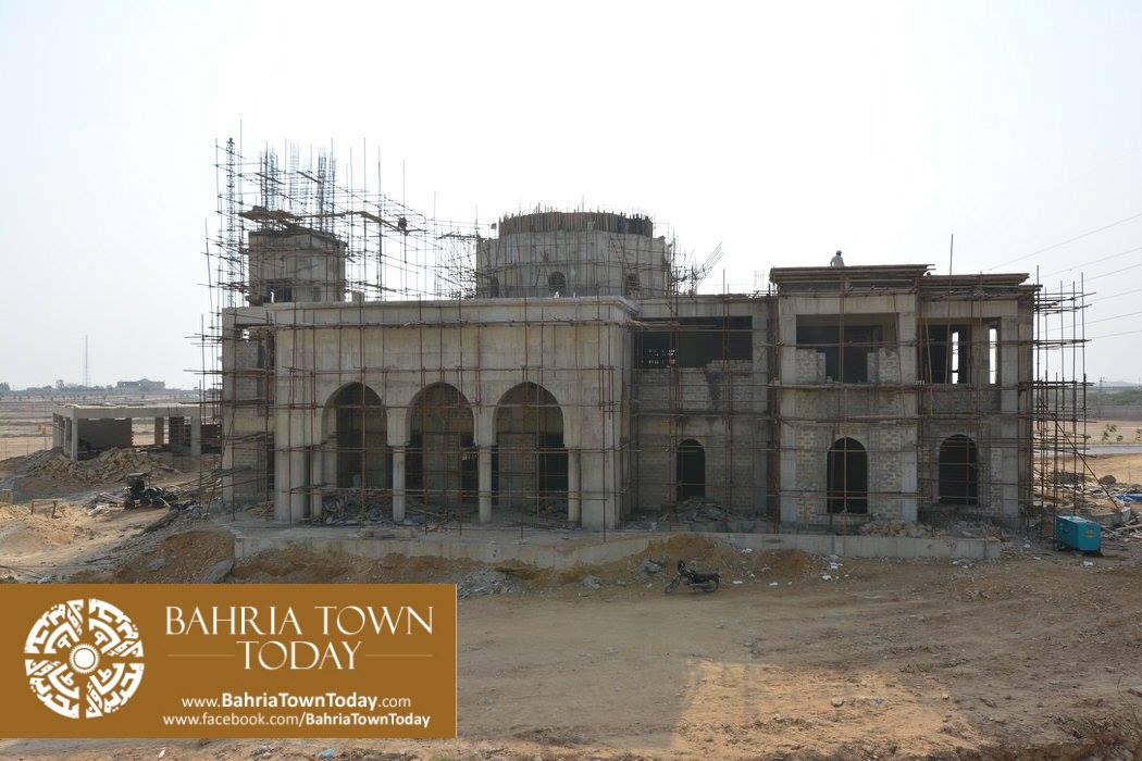 Bahria Town Karachi Latest Progress Update – September 2015 (52)