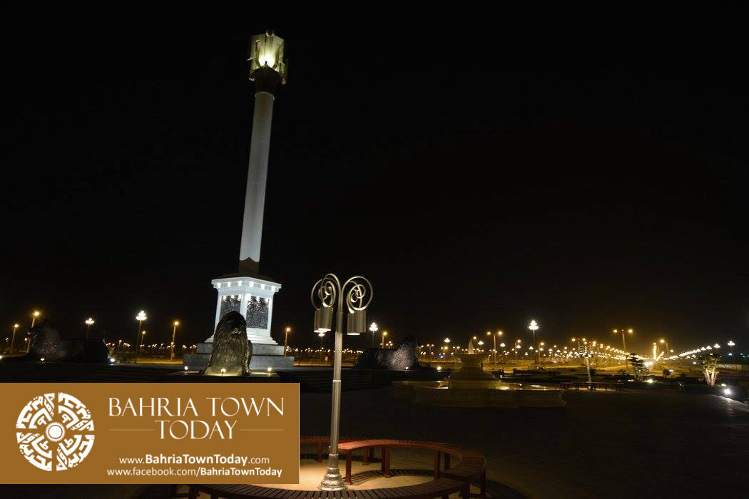 Bahria Town Karachi Latest Progress Update – September 2015 (55)