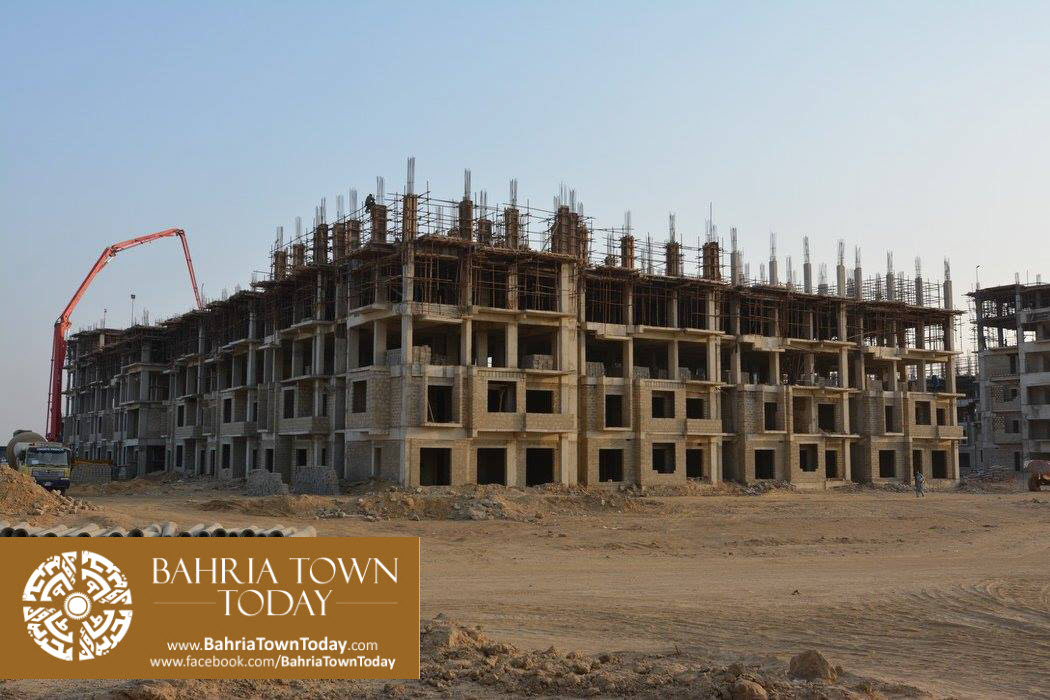 Bahria Town Karachi Latest Progress Update – September 2015 (58)