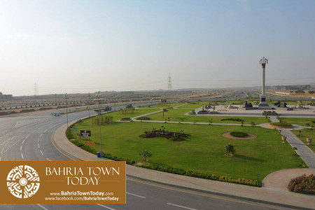 Bahria Town Karachi Latest Progress Update - September 2015 (6)
