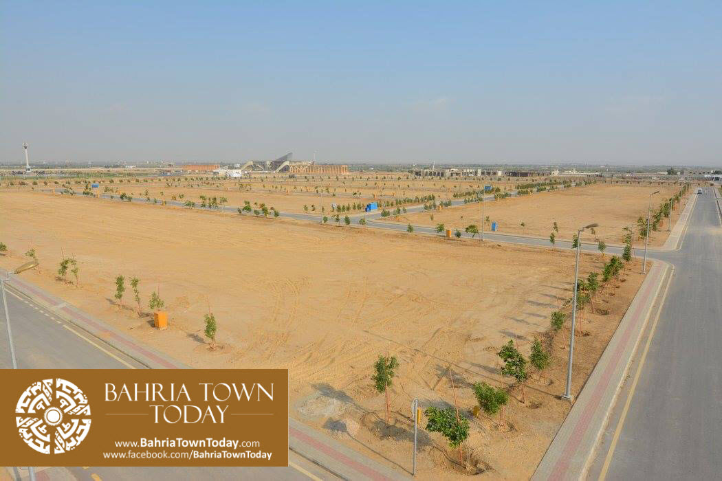 Bahria Town Karachi Latest Progress Update – September 2015 (60)