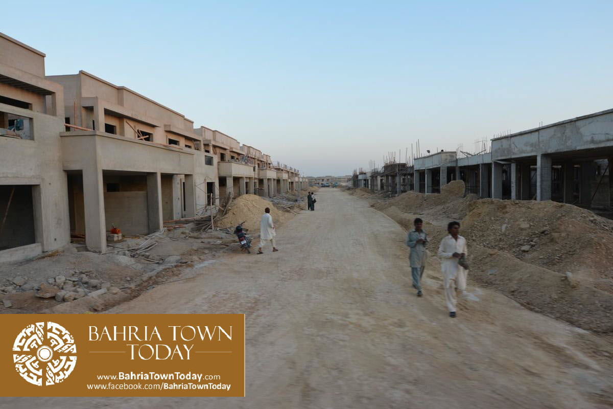 Bahria Town Karachi Latest Progress Update – September 2015 (61)