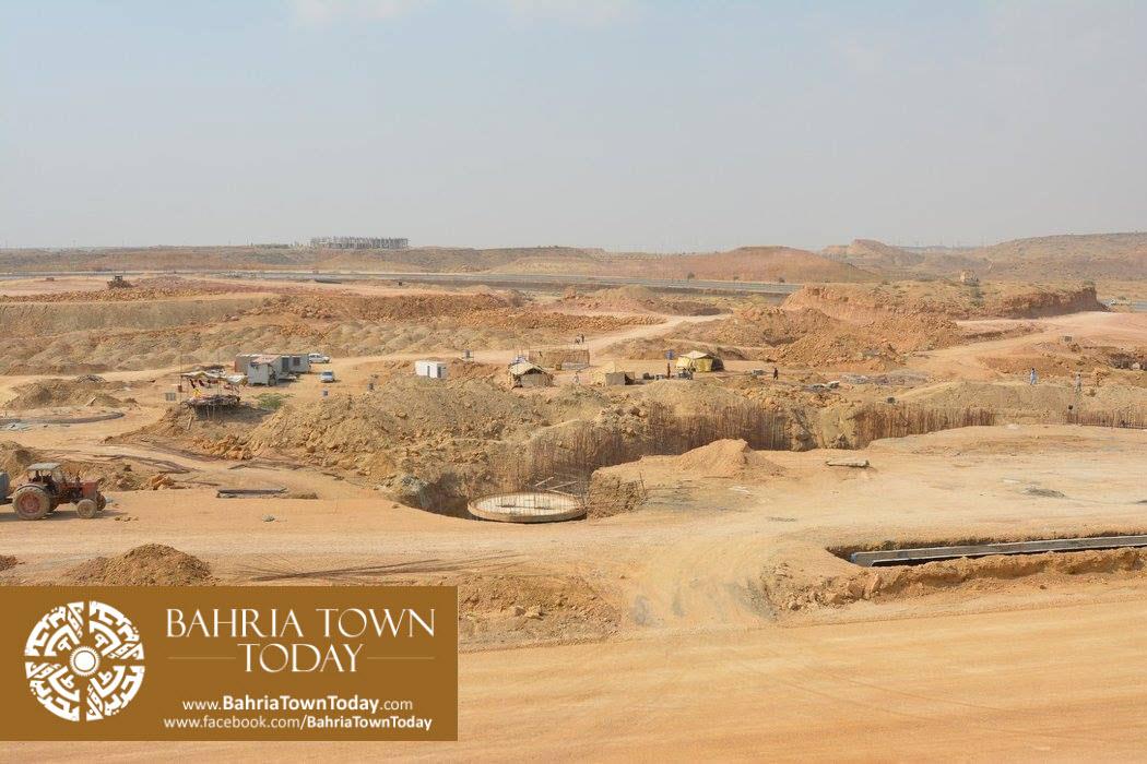 Bahria Town Karachi Latest Progress Update – September 2015 (62)