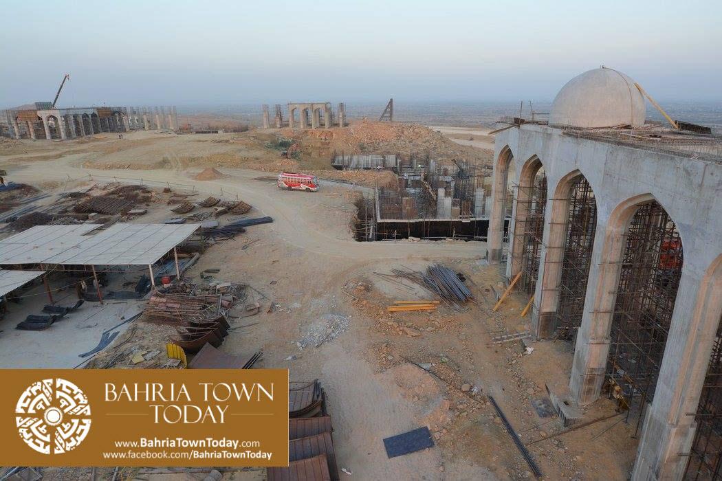 Bahria Town Karachi Latest Progress Update – September 2015 (63)