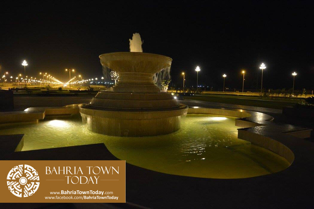 Bahria Town Karachi Latest Progress Update – September 2015 (65)