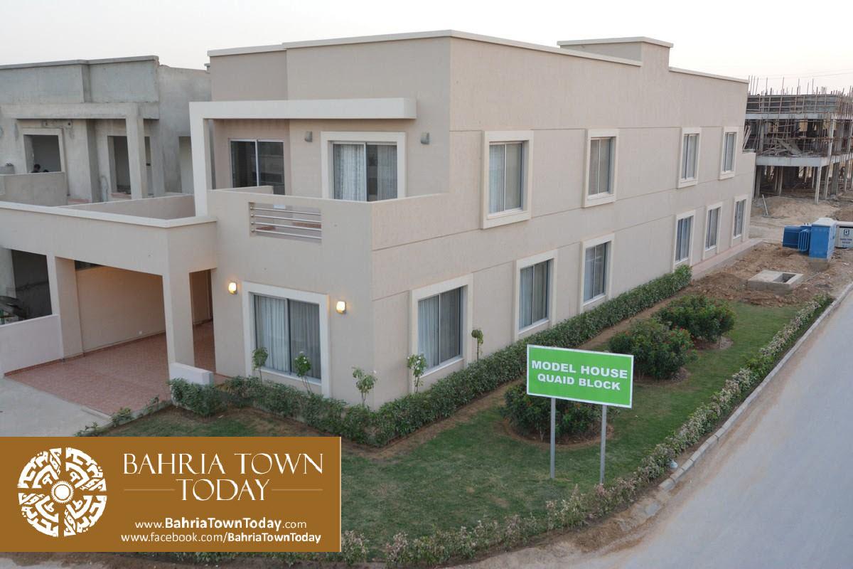 Bahria Town Karachi Latest Progress Update – September 2015 (67)