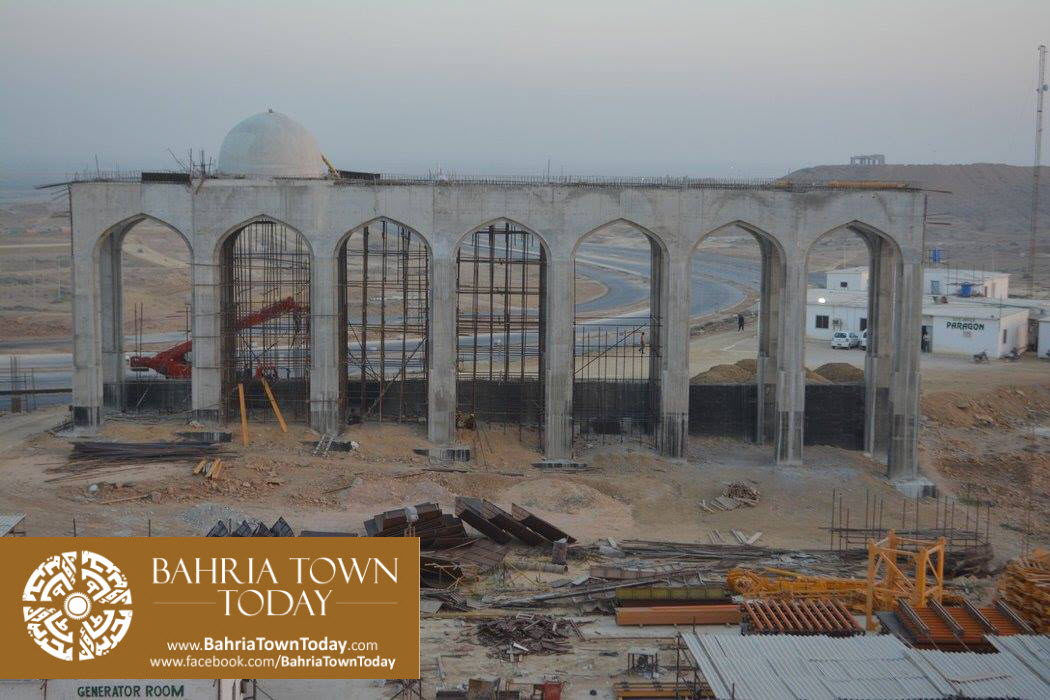 Bahria Town Karachi Latest Progress Update – September 2015 (68)