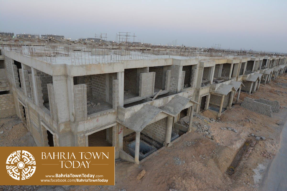 Bahria Town Karachi Latest Progress Update – September 2015 (69)