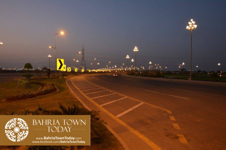 Bahria Town Karachi Latest Progress Update - September 2015 (7)