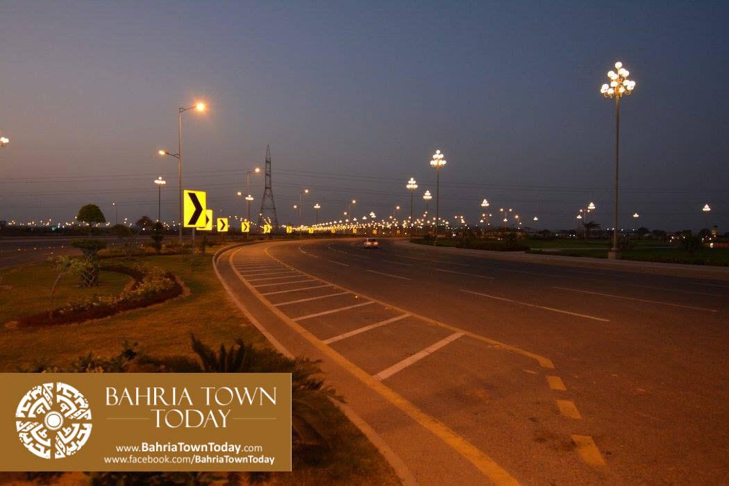 Bahria Town Karachi Latest Progress Update – September 2015 (7)