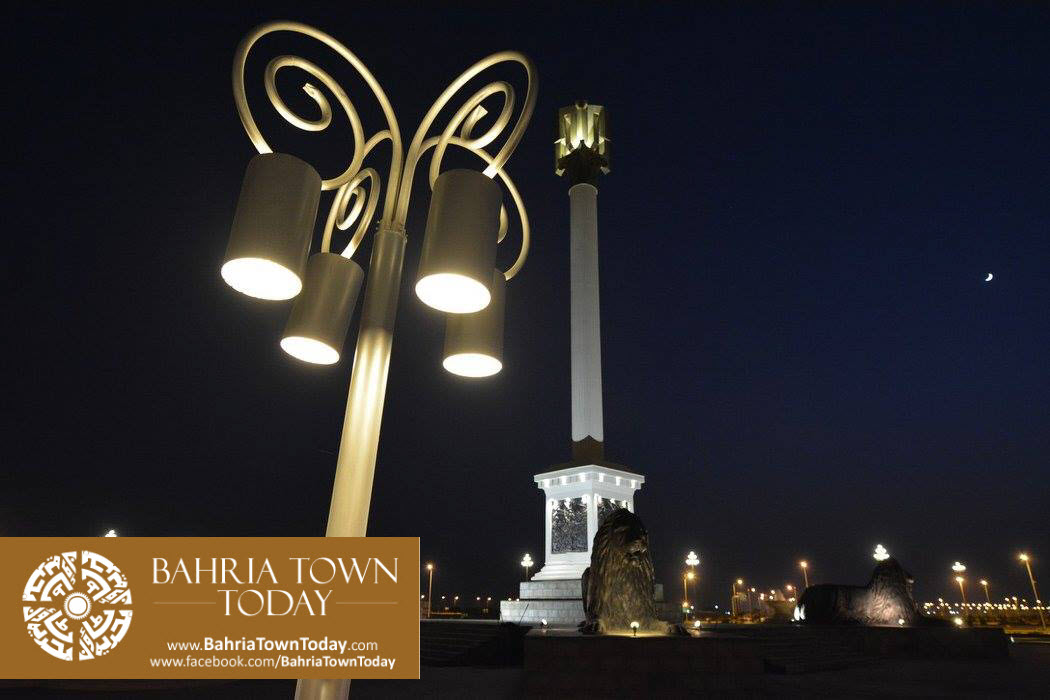 Bahria Town Karachi Latest Progress Update – September 2015 (72)