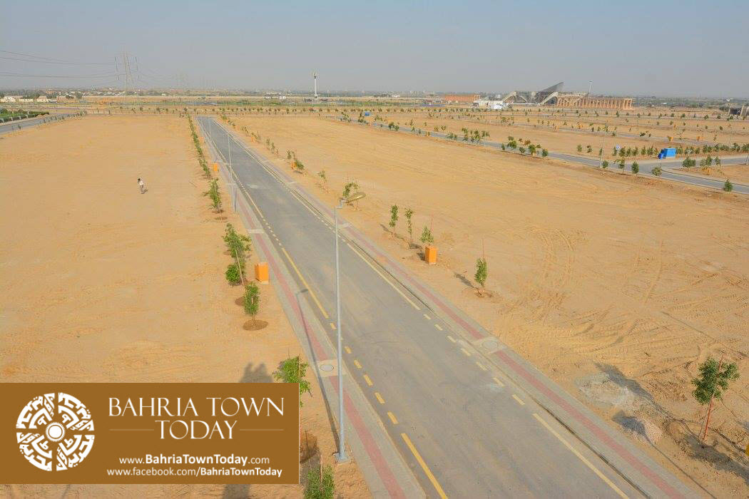 Bahria Town Karachi Latest Progress Update – September 2015 (73)